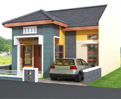 modelrumahminimalis 2016 contoh rumah biasa images