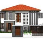 Pagar Rumah Minimalis Yang Mempesona: Modern Vs Natural