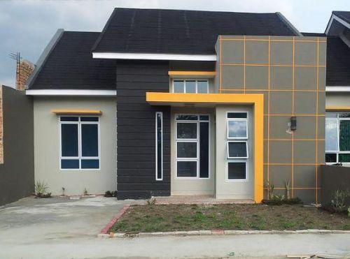 Pilihan desain rumah minimalis modern