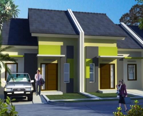 Rumah minimalis type 36 untuk keluarga kecil