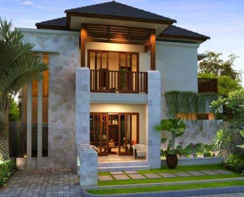 warna cat interior rumah minimalis yang tepat dark brown