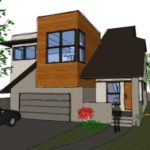 Sketsa Rumah Minimalis Sederhana Namun Tetap Berkelas