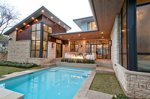73 Gambar Rumah Modern Mewah Dengan Kolam Renang HD Terbaru