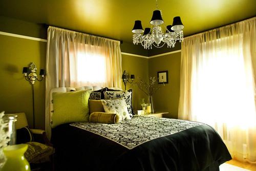 Kamar Tidur Utama Bergaya Modern dan Mewah