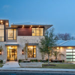 Rumah Mewah Minimalis Modern 2 Lantai Nuansa Pegunungan