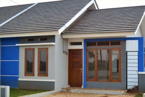 Rumah minimalis type 36 untuk pengantin baru