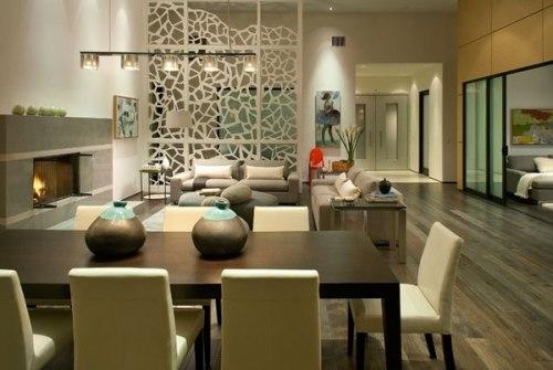 Contoh desain interior rumah minimalis kontemporer