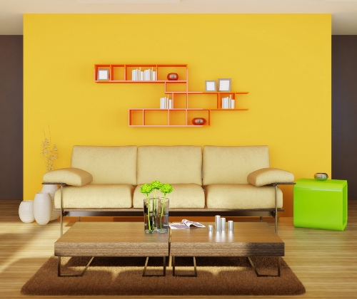 Contoh interior rumah minimalis sederhana