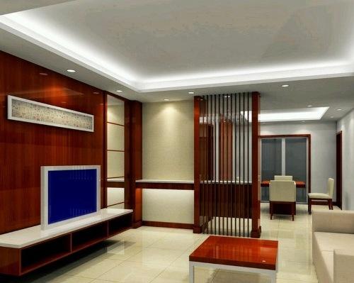 Contoh interior rumah type 36 minimalis