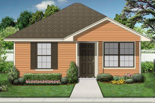 Contoh rumah minimalis sederhana 1 lantai