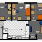 Variasi Denah Rumah Sederhana 3 Kamar Tidur