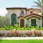 Desain Rumah Mewah Minimalis 2 Lantai Tipe Mediterania