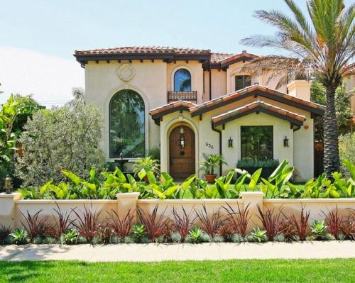 Desain Rumah Mewah Minimalis 2 Lantai ala Mediterania