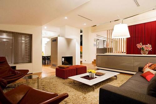 Desain interior rumah type 60 ke atas