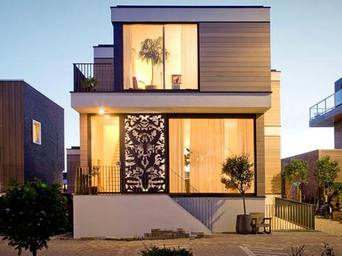 rumah kaca minimalis 2 lantai
