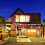 Gambar Model Rumah Minimalis Terbaru Berbahan Kayu