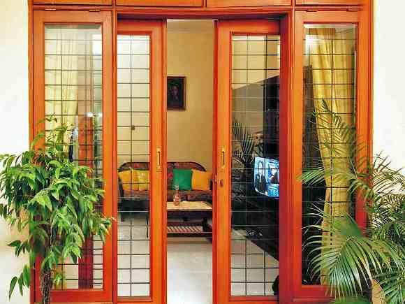 Gambar pintu geser dan jendela dan terali minimalis