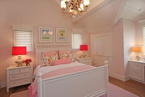 Kamar tidur anak bernuansa kontemporer