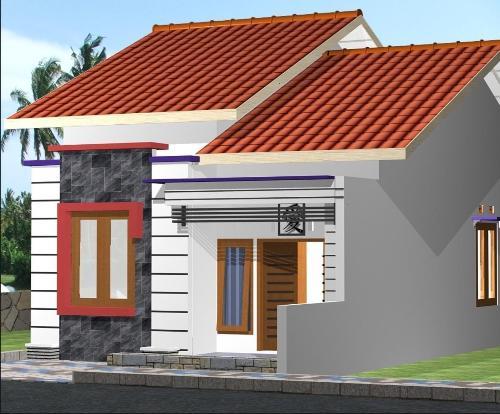 Model Pintu Rumah Minimalis Berbahan Kayu