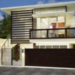 Model Rumah Minimalis 2 Lantai Dengan Gaya Kontemporer