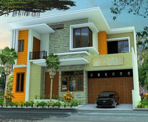 Rumah Minimalis Type 70 2 Lantai