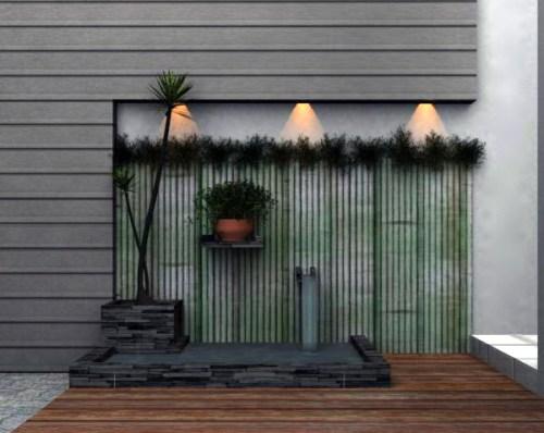Rumah Sederhana 2 Lantai Dengan Inner Court Minimalist