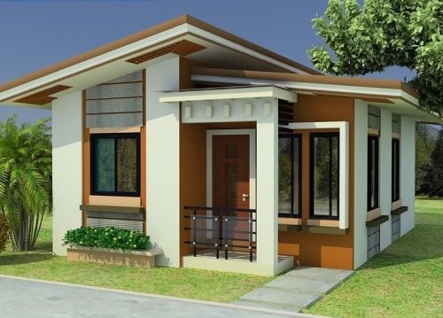 Rumah minimalis type 45 Impian Keluarga Kecil