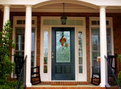 gambar kusen pintu dan jendela rumah minimalis modern