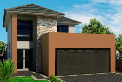 profil rumah minimalis bernuansa modern-kontemporer