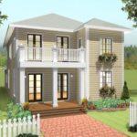 Pilihan Desain Rumah Minimalis Type 36 72 Yang Elegan