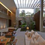 3 Ide Taman Minimalis Dalam Rumah Bernuansa Tropis
