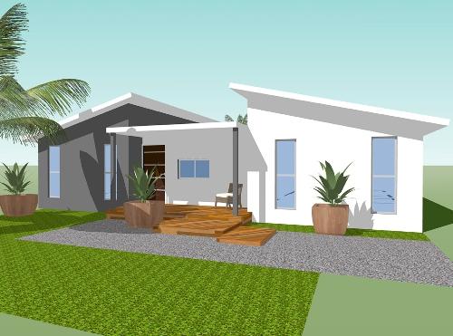 Biaya Bangun Rumah Minimalis 1 lantai