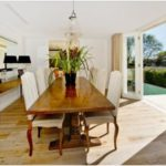 Contoh Rumah Minimalis Modern dengan Ruang Makan Terbuka