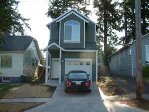 Contoh rumah type 21 60 di lahan sempit