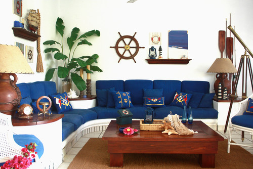Dekorasi rumah minimalis bernuansa nautika