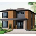 Desain Rumah Minimalis Modern 2 Lantai Impian