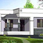 Desain Rumah Mewah 1 Lantai dengan 4 Kamar Tidur