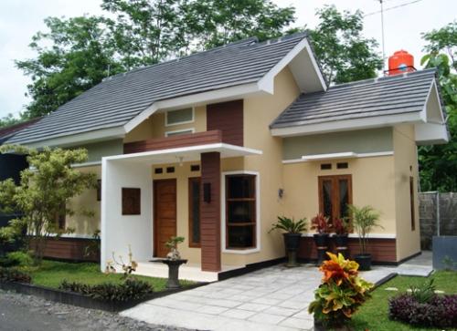 Foto rumah sederhana tapi elegan