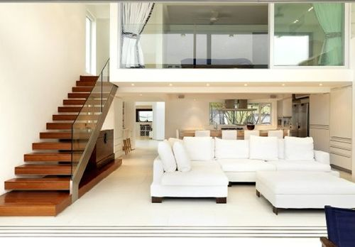 desain interior rumah mungil lapang dan fungsional