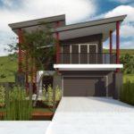 Pilihan Model Atap Rumah Minimalis Kontemporer