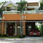 Rumah Idaman 2 Lantai dengan Balkon Multi-Fungsi