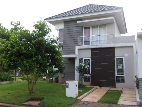 Rumah minimalis type 45 2 lantai