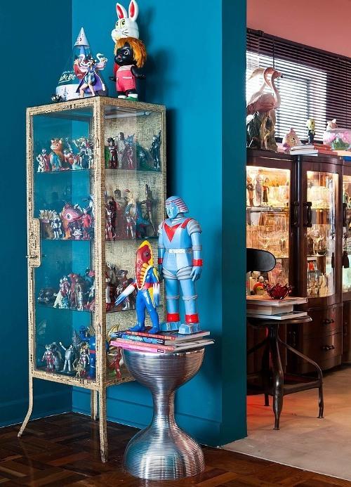Spot hobby untuk barang-barang koleksi