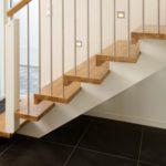 Tangga Untuk Desain Rumah Minimalis 2 Lantai Type 36 dan 45