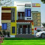 Cat Rumah Minimalis Modern Apik dengan Pilihan Warna Menarik