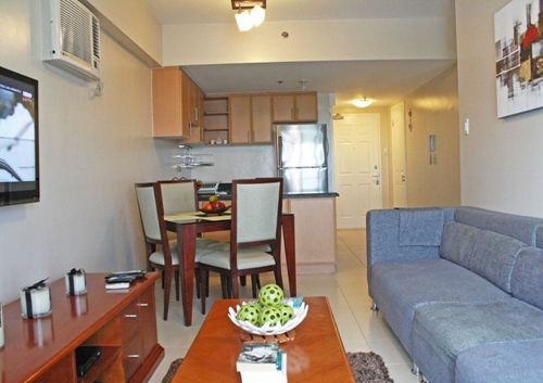 desain interior dan furniture rumah type 21