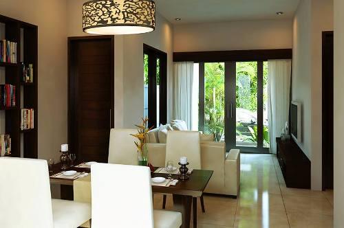 desain interior rumah mungil type 36 tanpa partisi