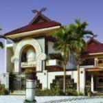 Desain Rumah Mewah 2 Lantai untuk Keluarga Bahagia