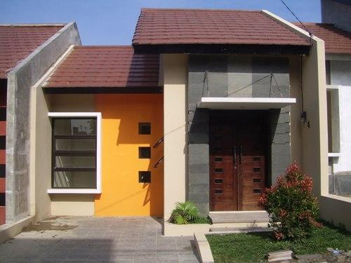 desain rumah tipe 45 hunian ideal bertema minimalis