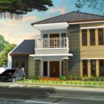 Gambar Rumah Minimalis Modern 2 Lantai dan Variasinya